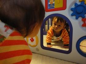 鏡の中の息子.JPG